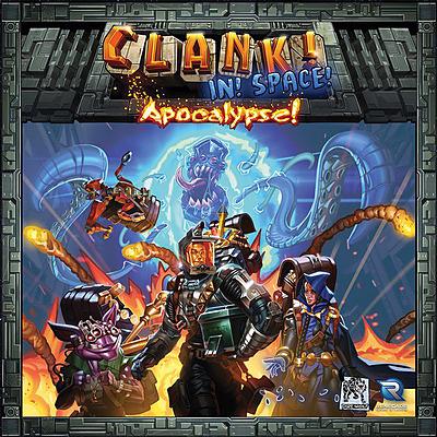 Einfach und sicher online bestellen: Clank! In! Space! Apocalypse (Englisch) in Österreich kaufen.