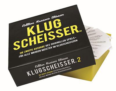 Einfach und sicher online bestellen: Klugscheisser 2 Black Edition in Österreich kaufen.