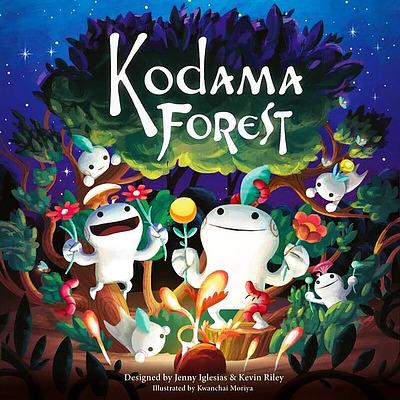 Einfach und sicher online bestellen: Kodama Forest (Englisch) in Österreich kaufen.