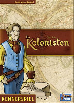 Einfach und sicher online bestellen: Die Kolonisten in Österreich kaufen.