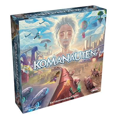 Einfach und sicher online bestellen: Komanauten in Österreich kaufen.