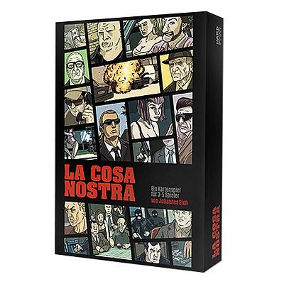 Einfach und sicher online bestellen: La Cosa Nostra in Österreich kaufen.