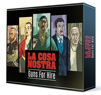 Einfach und sicher online bestellen: La Cosa Nostra - Guns for Hire in Österreich kaufen.