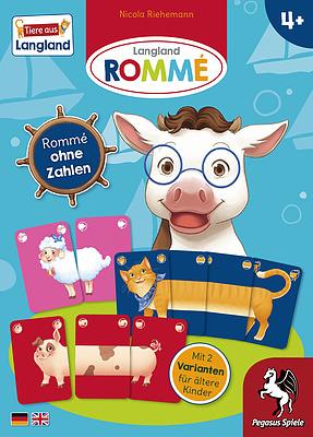Einfach und sicher online bestellen: Langland Rommé in Österreich kaufen.