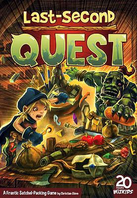 Einfach und sicher online bestellen: Last-Second Quest (Englisch) in Österreich kaufen.