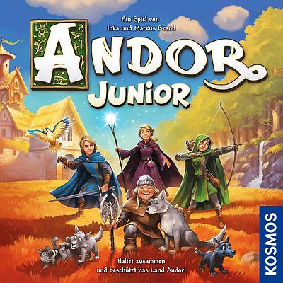 Einfach und sicher online bestellen: Die Legenden von Andor Junior in Österreich kaufen.