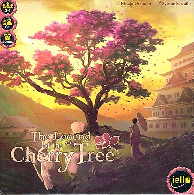 Einfach und sicher online bestellen: The Legend of the Cherry Tree in Österreich kaufen.