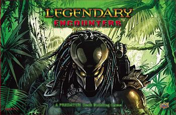 Einfach und sicher online bestellen: Legendary Encounters: A Predator in Österreich kaufen.