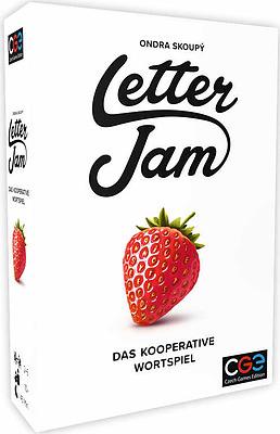 Einfach und sicher online bestellen: Letter Jam in Österreich kaufen.