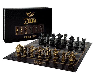 Einfach und sicher online bestellen: The Legend of Zelda Schachspiel Collectors Edition in Österreich kaufen.