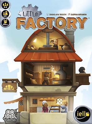 Einfach und sicher online bestellen: Little Factory in Österreich kaufen.