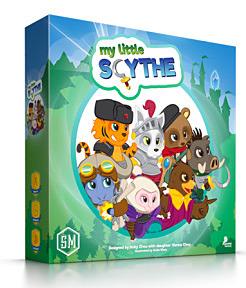 Einfach und sicher online bestellen: My Little Scythe in Österreich kaufen.