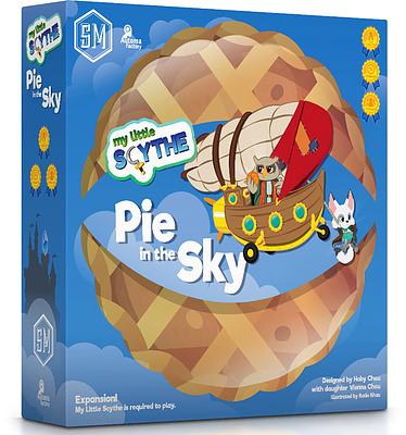 Einfach und sicher online bestellen: My Little Scythe - Pie in the Sky in Österreich kaufen.
