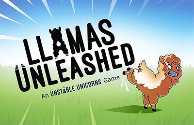 Einfach und sicher online bestellen: Llamas Unleashed (Englisch) in Österreich kaufen.