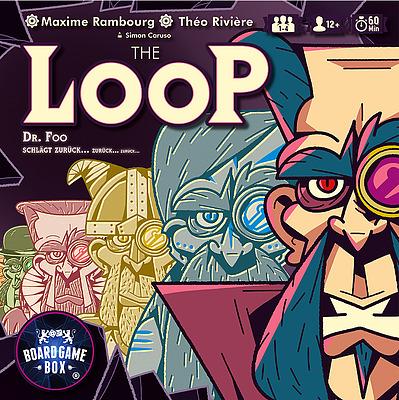 Einfach und sicher online bestellen: The Loop in Österreich kaufen.