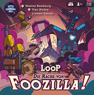 Einfach und sicher online bestellen: The Loop - Die Rache von Foozilla! in Österreich kaufen.