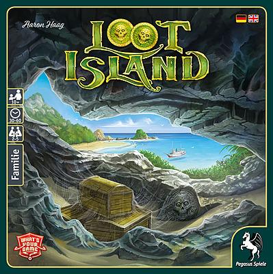 Einfach und sicher online bestellen: Loot Island in Österreich kaufen.