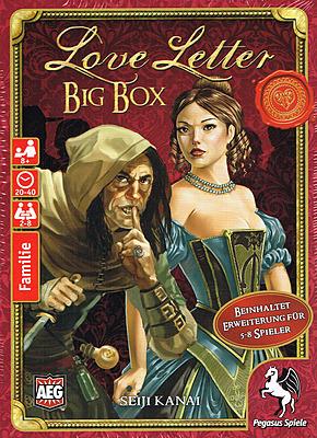 Einfach und sicher online bestellen: Love Letter Big Box in Österreich kaufen.