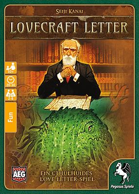 Einfach und sicher online bestellen: Lovecraft Letter in Österreich kaufen.