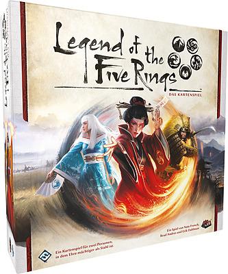 Einfach und sicher online bestellen: Legend of the 5 Rings in Österreich kaufen.