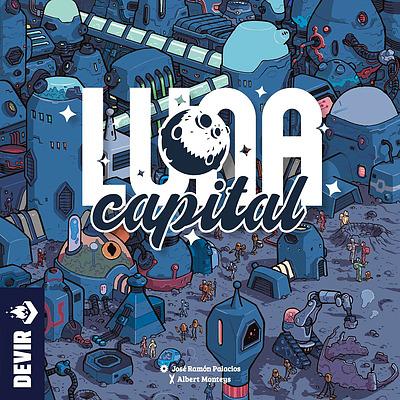 Einfach und sicher online bestellen: Luna Capital (Englisch) in Österreich kaufen.