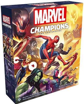 Einfach und sicher online bestellen: Marvel Champions: The Card Game in Österreich kaufen.