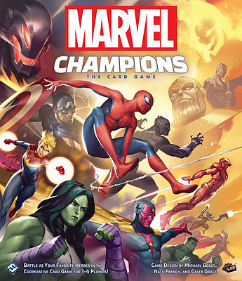 Einfach und sicher online bestellen: Marvel Champions: The Card Game (Englisch) in Österreich kaufen.