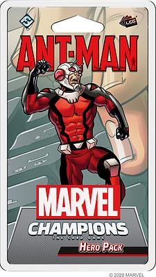 Einfach und sicher online bestellen: Marvel Champions: Ant-Man in Österreich kaufen.