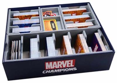 Einfach und sicher online bestellen: Marvel Champions Insert in Österreich kaufen.