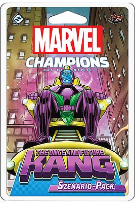 Einfach und sicher online bestellen: Marvel Champions: The Once and Future Kang in Österreich kaufen.