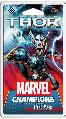 Einfach und sicher online bestellen: Marvel Champions: Thor in Österreich kaufen.