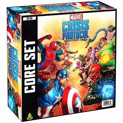 Einfach und sicher online bestellen: Marvel Crisis Protocol Core Set in Österreich kaufen.