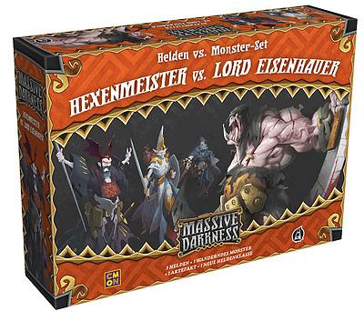 Einfach und sicher online bestellen: Massive Darkness Hexenmeister vs. Lord Eisenhauer in Österreich kaufen.