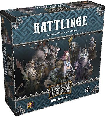 Einfach und sicher online bestellen: Massive Darkness - Rattlinge in Österreich kaufen.