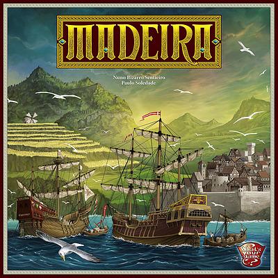 Einfach und sicher online bestellen: Madeira 2nd Edition + Expansion in Österreich kaufen.