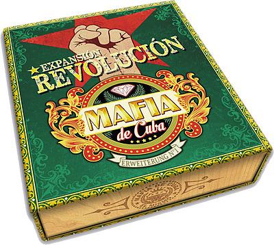 Einfach und sicher online bestellen: Mafia de Cuba: Revolution in Österreich kaufen.