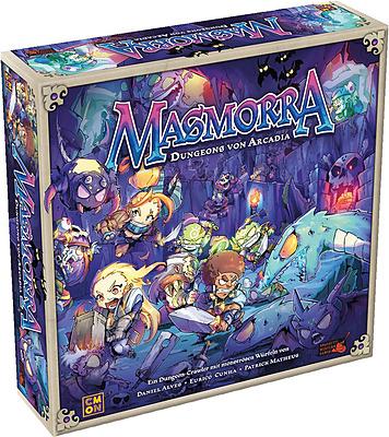 Einfach und sicher online bestellen: Masmorra: Dungeons of Arcadia in Österreich kaufen.