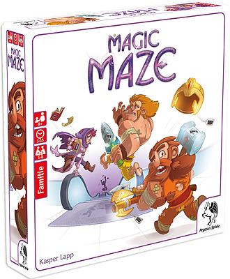 Einfach und sicher online bestellen: Magic Maze in Österreich kaufen.