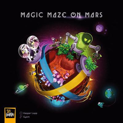 Einfach und sicher online bestellen: Magic Maze on Mars in Österreich kaufen.