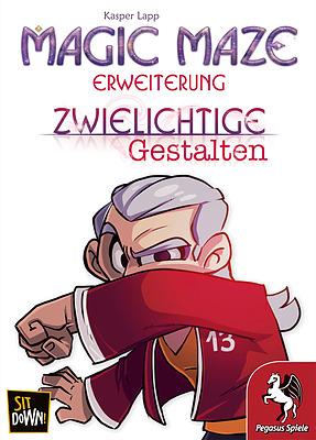 Einfach und sicher online bestellen: Magic Maze - Zwielichtige Gestalten in Österreich kaufen.