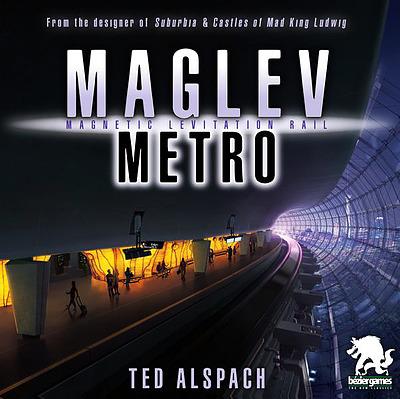 Einfach und sicher online bestellen: Maglev Metro (Englisch) in Österreich kaufen.