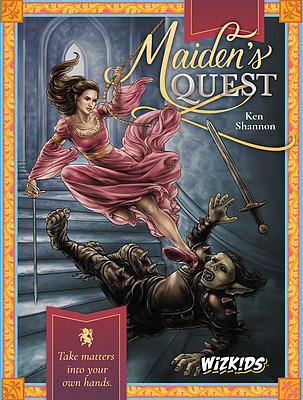 Einfach und sicher online bestellen: Maiden's Quest (Englisch) in Österreich kaufen.