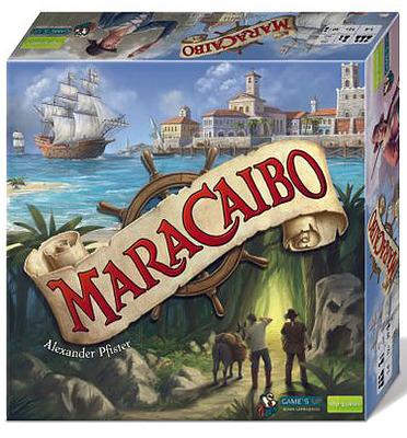 Einfach und sicher online bestellen: Maracaibo in Österreich kaufen.