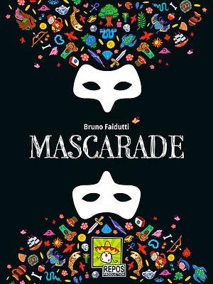 Einfach und sicher online bestellen: Mascarade in Österreich kaufen.