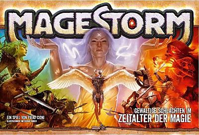 Einfach und sicher online bestellen: MageStorm in Österreich kaufen.