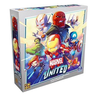 Einfach und sicher online bestellen: Marvel United in Österreich kaufen.