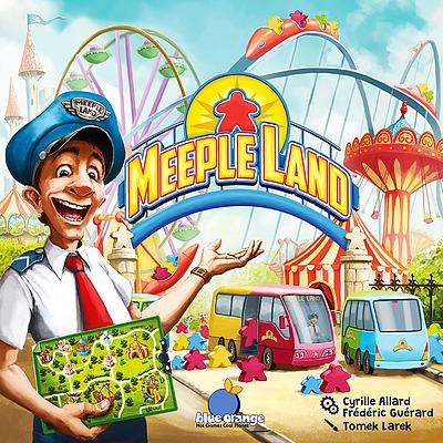 Einfach und sicher online bestellen: Meeple Land in Österreich kaufen.