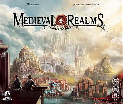 Einfach und sicher online bestellen: Medieval Realms in Österreich kaufen.