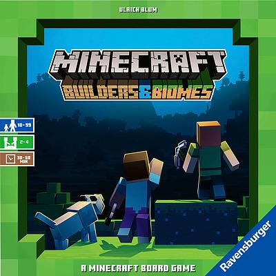 Einfach und sicher online bestellen: Minecraft - Das Brettspiel in Österreich kaufen.