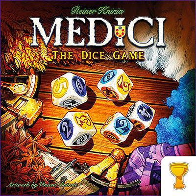 Einfach und sicher online bestellen: Medici - The Dice Game (Englisch) in Österreich kaufen.